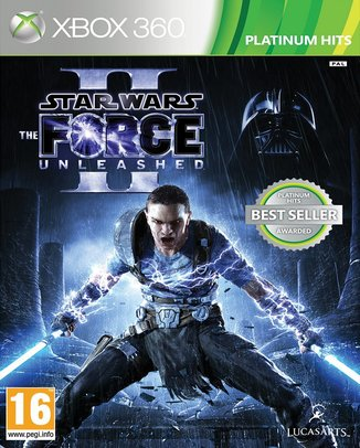 STAR WARS: THE FORCE UNLEASHED II (2) (HASZNÁLT)