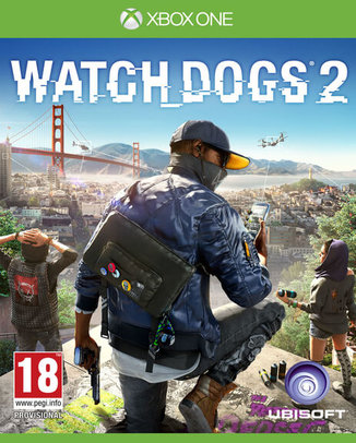 WATCH DOGS 2 (HASZNÁLT)