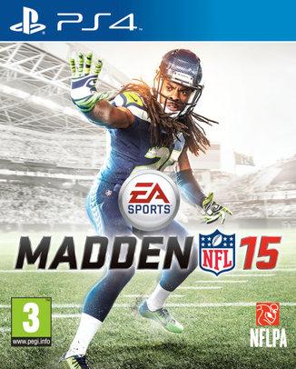 MADDEN NFL 15 (használt) PS4