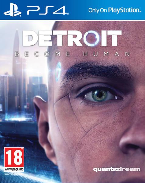 DETROIT BECOME HUMAN (HASZNÁLT)