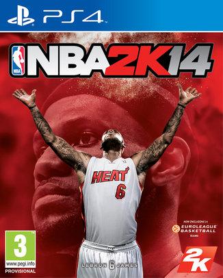NBA 2K14 (használt)