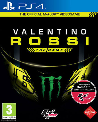 VALENTINO ROSSI THE GAME (HASZNÁLT)
