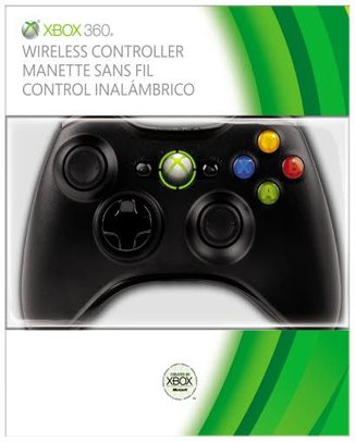 XBOX 360 KONTROLLER (VEZETÉK NÉLKÜLI, HASZNÁLT)