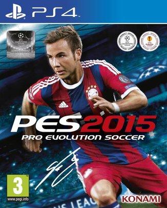 PES 2015 (PRO EVOLUTION SOCCER) (használt)