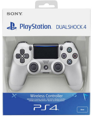 SONY-PLAYSTATION-4-PS4-DUALSHOCK-4-V2-KONTROLLER-FEHER-GLACIER-WHITE-HASZNALT