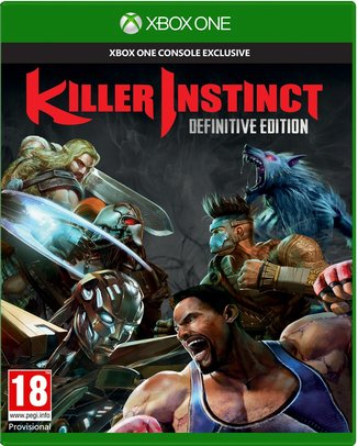 KILLER INSTINCT DEFINITIVE EDITION (használt)