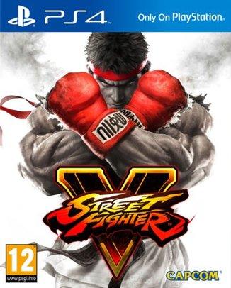 STREET FIGHTER V (használt)