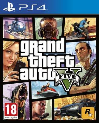 GRAND THEFT AUTO V (GTA 5) (használt)