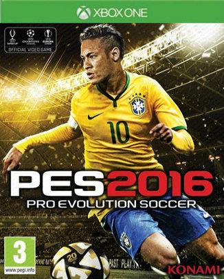PES 2016 (PRO EVOLUTION SOCCER) (HASZNÁLT)