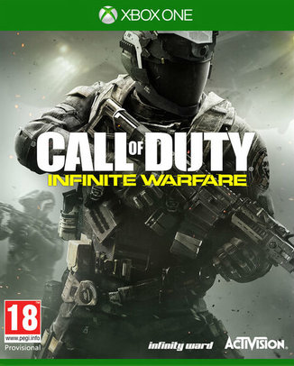 CALL OF DUTY INFINITE WARFARE (HASZNÁLT)