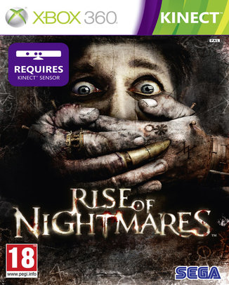 KINECT RISE OF NIGHTMARES (HASZNÁLT)