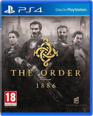 THE ORDER 1886 (HASZNÁLT)