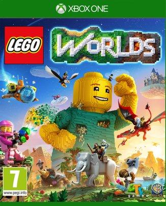 LEGO WORLDS (HASZNÁLT)