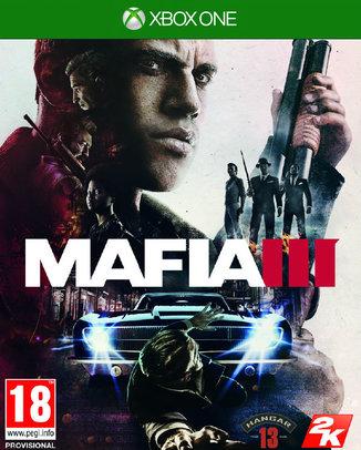 Mafia III (3) (HASZNÁLT)