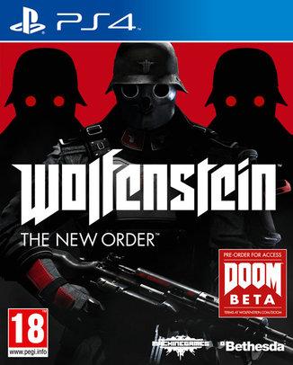 WOLFENSTEIN THE NEW ORDER (HASZNÁLT)