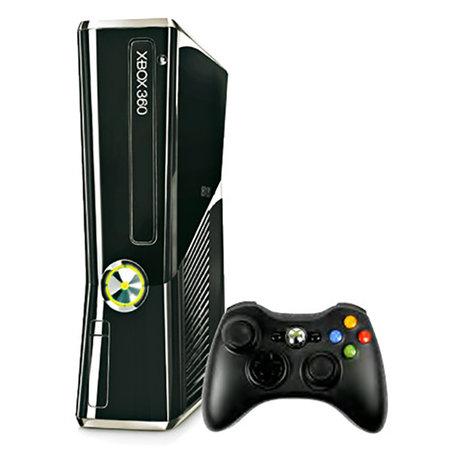 XBOX 360 SLIM 250 GB (HASZNÁLT)