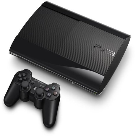PLAYSTATION 3 (PS3) SUPER SLIM 12 GB (HASZNÁLT)