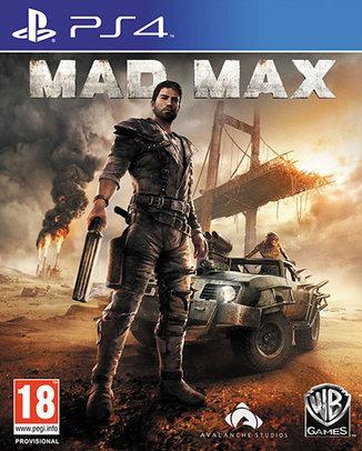 Mad Max (HASZNÁLT)