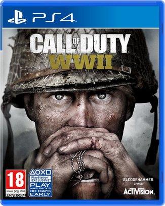 CALL OF DUTY WWII (HASZNÁLT)