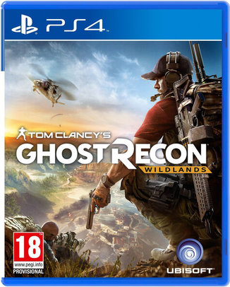 TOM CLANCY'S GHOST RECON WILDLANDS (HASZNÁLT)