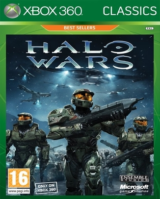 HALO WARS (HASZNÁLT)