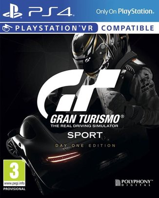 GRAN TURISMO SPORT COLLECTOR'S EDITION