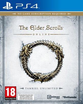 THE ELDER SCROLLS ONLINE TAMRIEL UNLIMITED EDITION (használt)