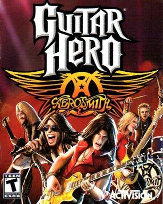 GUITAR HERO AEROSMITH (HASZNÁLT)