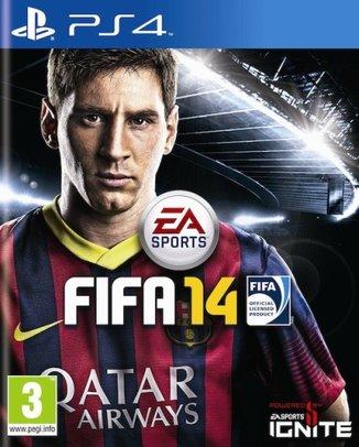 FIFA 14 (használt) PS4