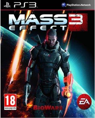 MASS EFFECT 3 (HASZNÁLT)