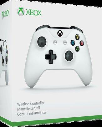 XBOX ONE WIRELESS CONTROLLER WHITE (VEZETÉKNÉLKÜLI KONTROLLER, Használt)