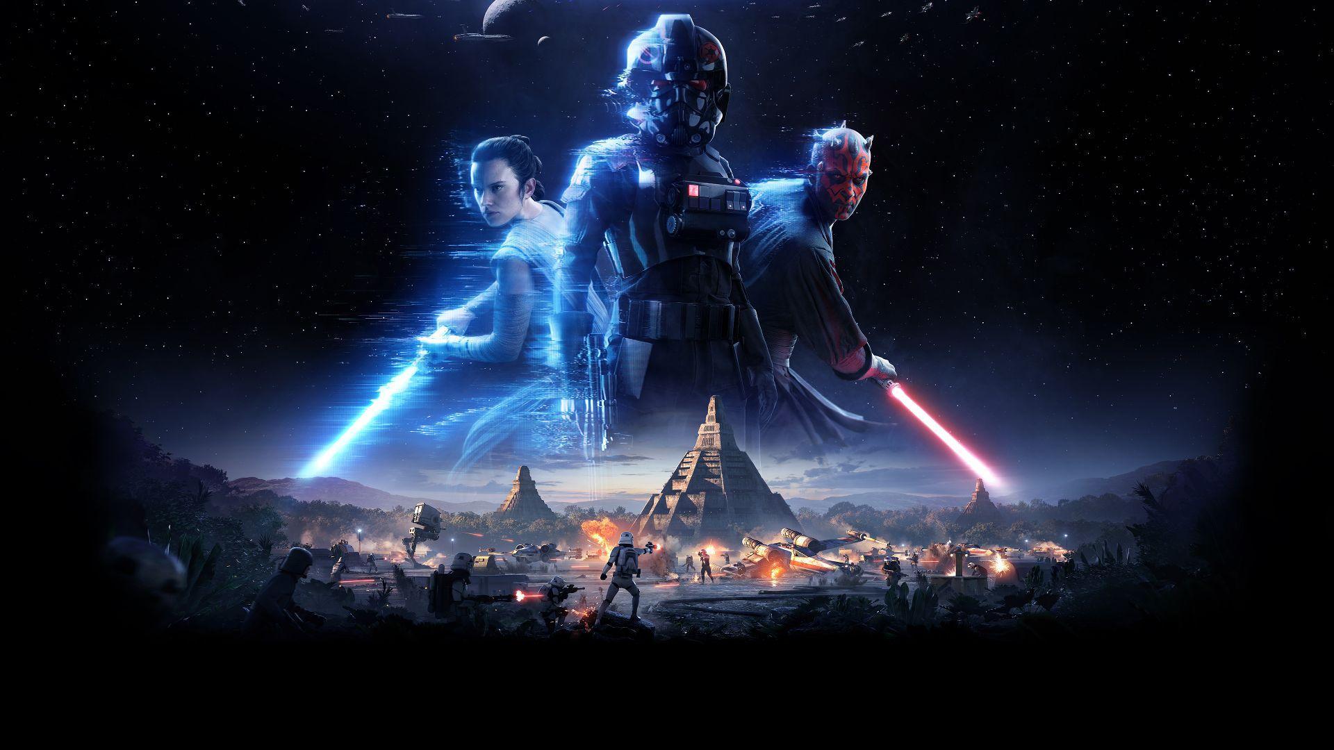 Star Wars Battlefront 2 sztori részletek