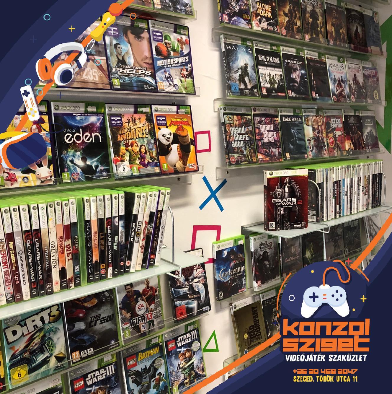 Xbox360-Hasznalt-Jatekok