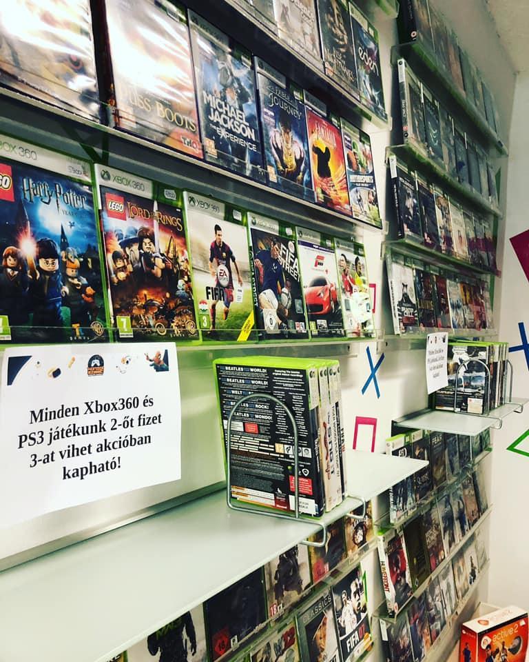 Ezen a héten az Xbox360 és PS3 tulajdonosoknak kedvezünk‼️