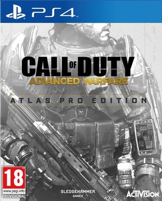 CALL OF DUTY ADVANCED WARFARE ATLAS PRO EDITION (Használt)