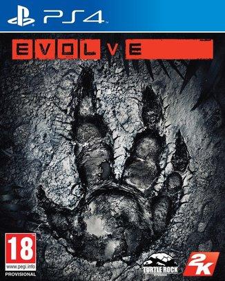 EVOLVE (Használt)