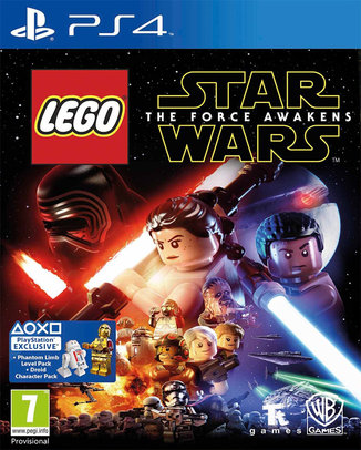 LEGO STAR WARS THE FORCE AWAKENS (használt)