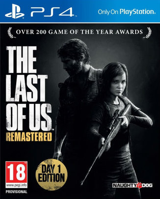 The Last of us Remastered (Használt)