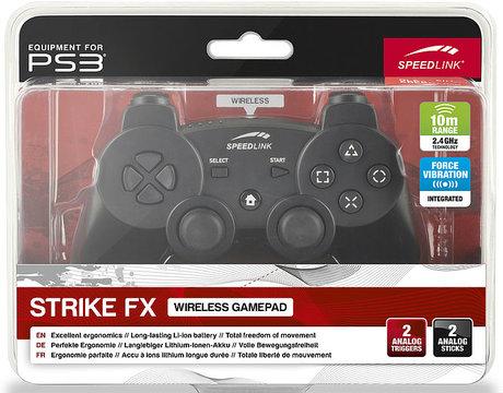 SPEEDLINK STRIKE FX WIRELESS GAMEPAD