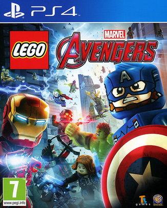 LEGO MARVEL AVENGERS (használt)