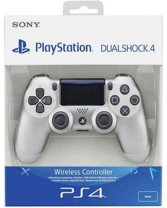 SONY PLAYSTATION 4 (PS4) DUALSHOCK 4 V2 CONTROLLER EZÜST (SILVER)