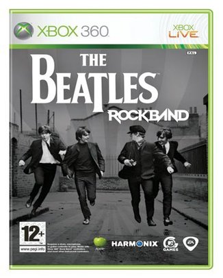 ROCK-BAND-THE-BEATLES-HASZNALT