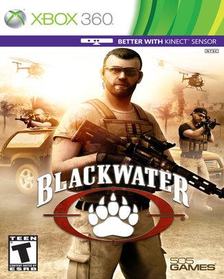 BLACKWATER (HASZNÁLT)
