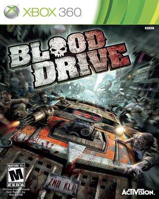 BLOOD DRIVE (HASZNÁLT)