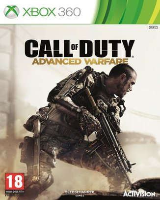 CALL OF DUTY ADVANCED WARFARE (HASZNÁLT)
