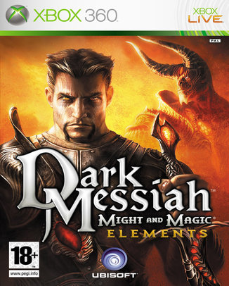DARK MESSIAH OF MIGHT AND MAGIC: ELEMENTS (HASZNÁLT)