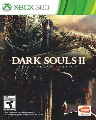 DARK SOULS II (2) BLACK ARMOUR EDITION
