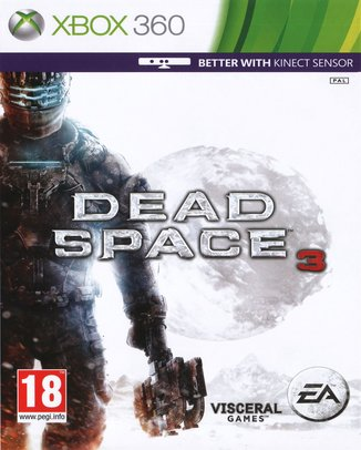 DEAD SPACE 3 (HASZNÁLT)