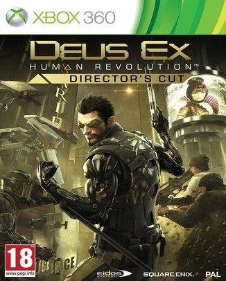 DEUS EX HUMAN REVOLUTION DIRECTOR'S CUT (HASZNÁLT)