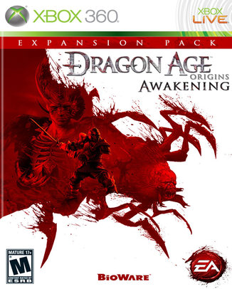 DRAGON AGE: ORIGINS AWAKENING (HASZNÁLT)